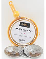 MGI DEVELOPPEMENT Moulin à légumes Made in Italy 24 cm diam.
