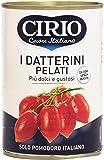 Cirio - Datterini, pelati, più dolci e gustosi - 400 g