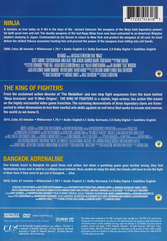 Amazon.com: Ninja / The king of fighters / Bangkok ...