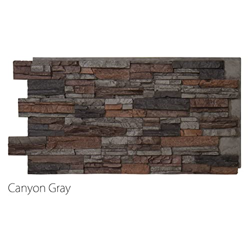 Faux Stone Wall Panel: Amazon.com