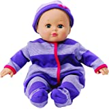 Madame Alexander Babble Baby Doll, Purple