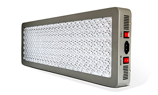 Advanced Platinum Series P900 900w 12-band LED Grow Light - DUAL VEG/FLOWER FULL SPECTRUM: Amazon.es: Jardín