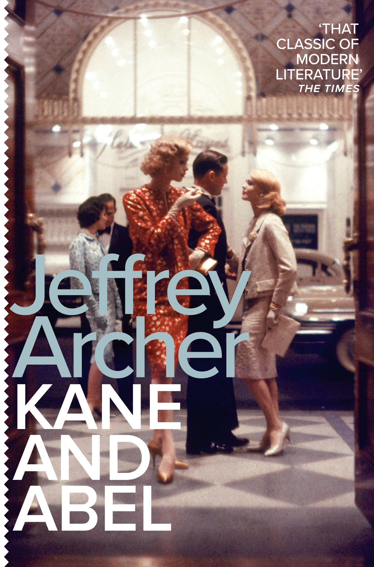 Kane And Abel (Kane and Abel series): Amazon.es: Archer, Jeffrey ...