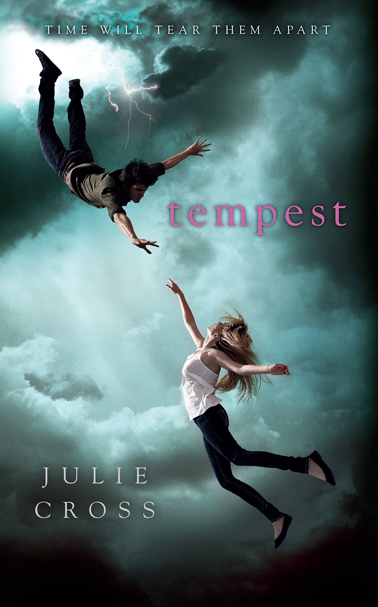 Image result for tempest julie cross
