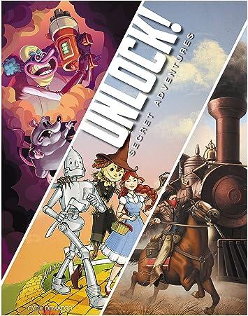 Space Cowboys ASMSCUNLOCK01EN Unlock Board Game: Amazon.es: Juguetes y juegos