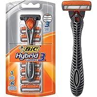 BIC Hybrid 3 Advance Men's Razors Kit - Pack of 6