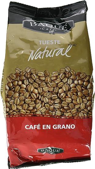 Cafés Baqué Café en Grano Natural - 500 gr - [Pack de 3]: Amazon.es: Alimentación y bebidas