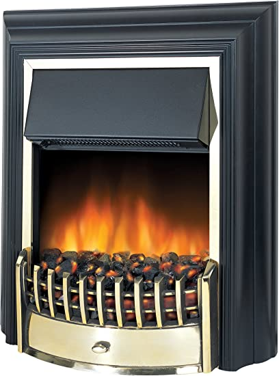 Dimplex Cheriton Freestanding Electric Fire - Runner Up