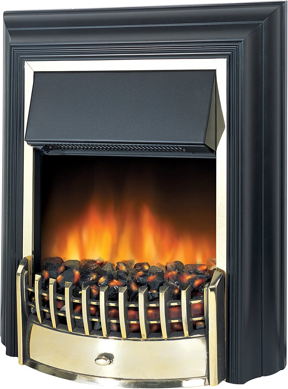 Dimplex CHT20 Cheriton Freestanding Optiflame Electric Fire Gdc Group Ltd Fuel Effect Electric Heaters Heating Products electric fires