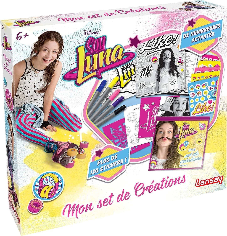 Lansay Soy Luna Mon Set de Cr/éations 25104