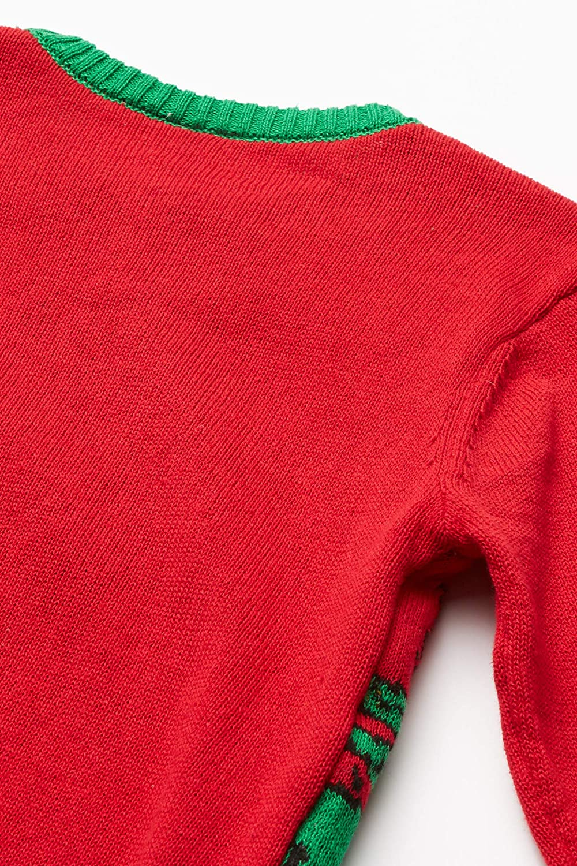 Peanuts Boys Ugly Christmas Sweater