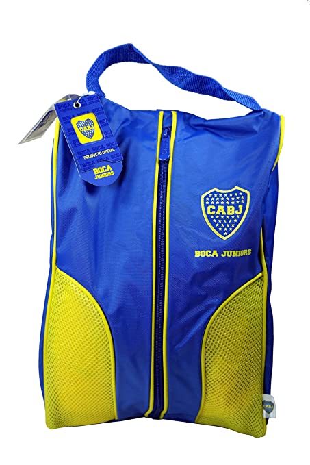 d49db4ba278 Rhinox Boca Juniors CABJ Authentic Official Licensed Product Soccer Bag -  001