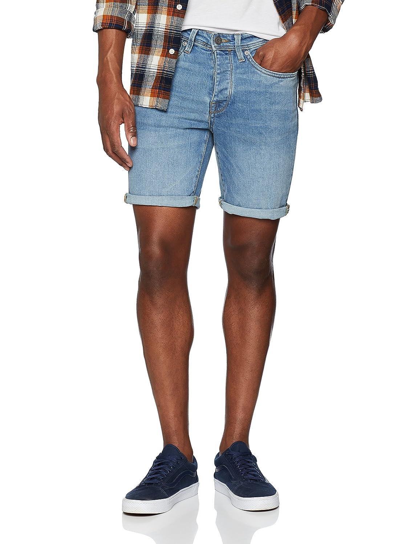 TALLA 54 (Talla del fabricante: X-Large). SELECTED HOMME Pantalones Cortos para Hombre