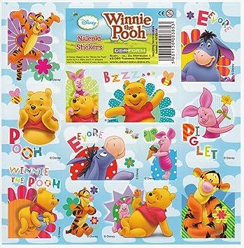 Disney Winnie the Pooh Aufkleber Sticker Pooh Sticker Winnie Pooh ...