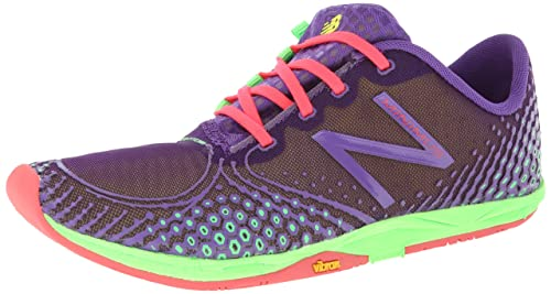 Pelmel Islas del pacifico tenis  new balance Women's WR00 Minimus Road Running Shoe,Purple/Green,8 D US:  Amazon.in: Shoes & Handbags