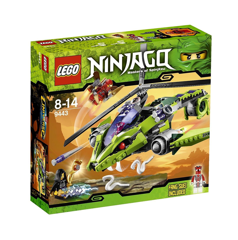 LEGO Ninjago 9443 - - - Rattlecopter ba4f15