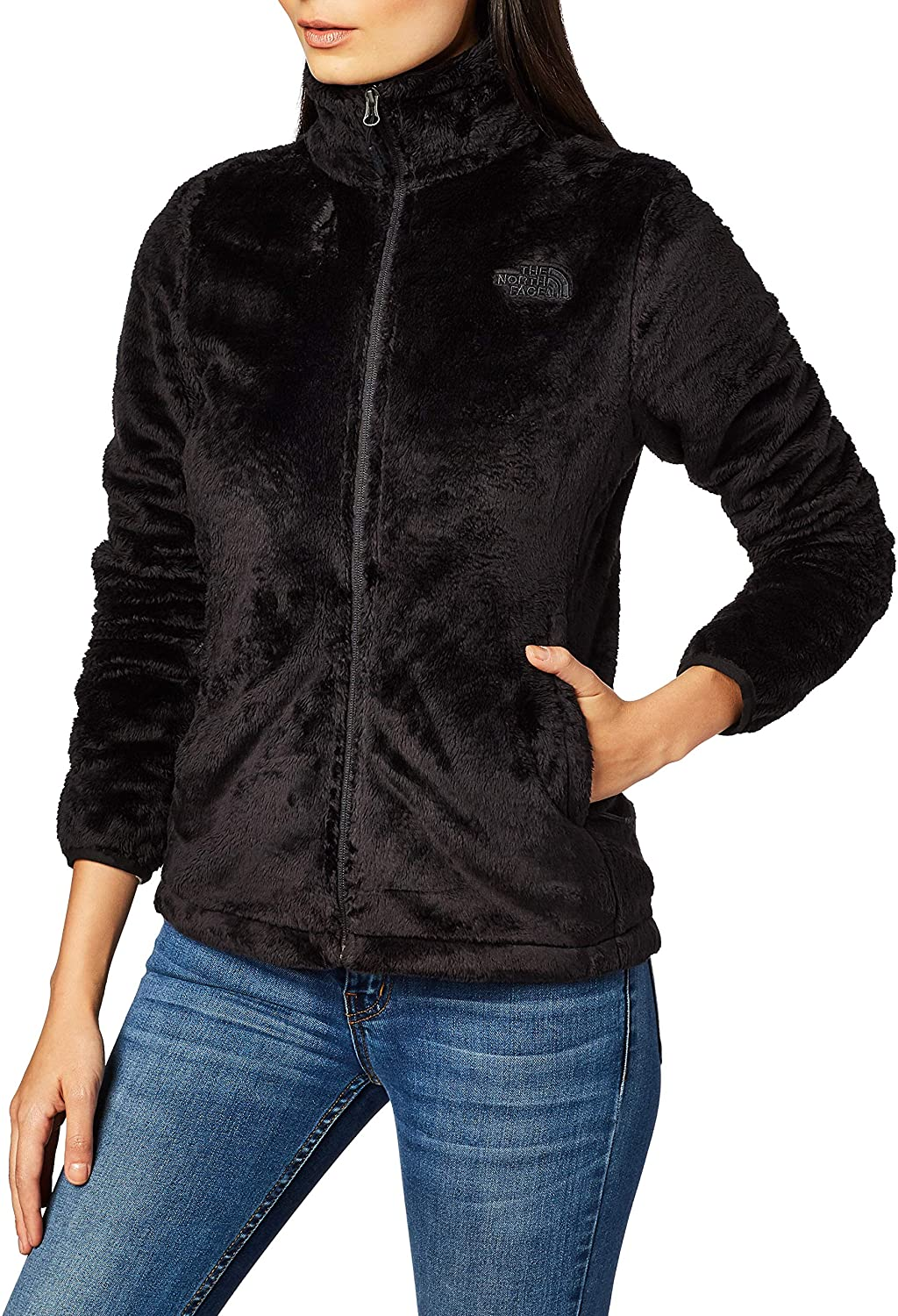 The North Face Women's Osito Full Zip Fleece Jacket: The North Face: Clothing