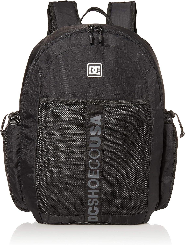 DC Mens Bumper Backpack 1SZ black
