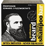 Professor Fuzzworthy's Beard SHAMPOO bar with All Natural Oils From Tasmania Australia - 120g