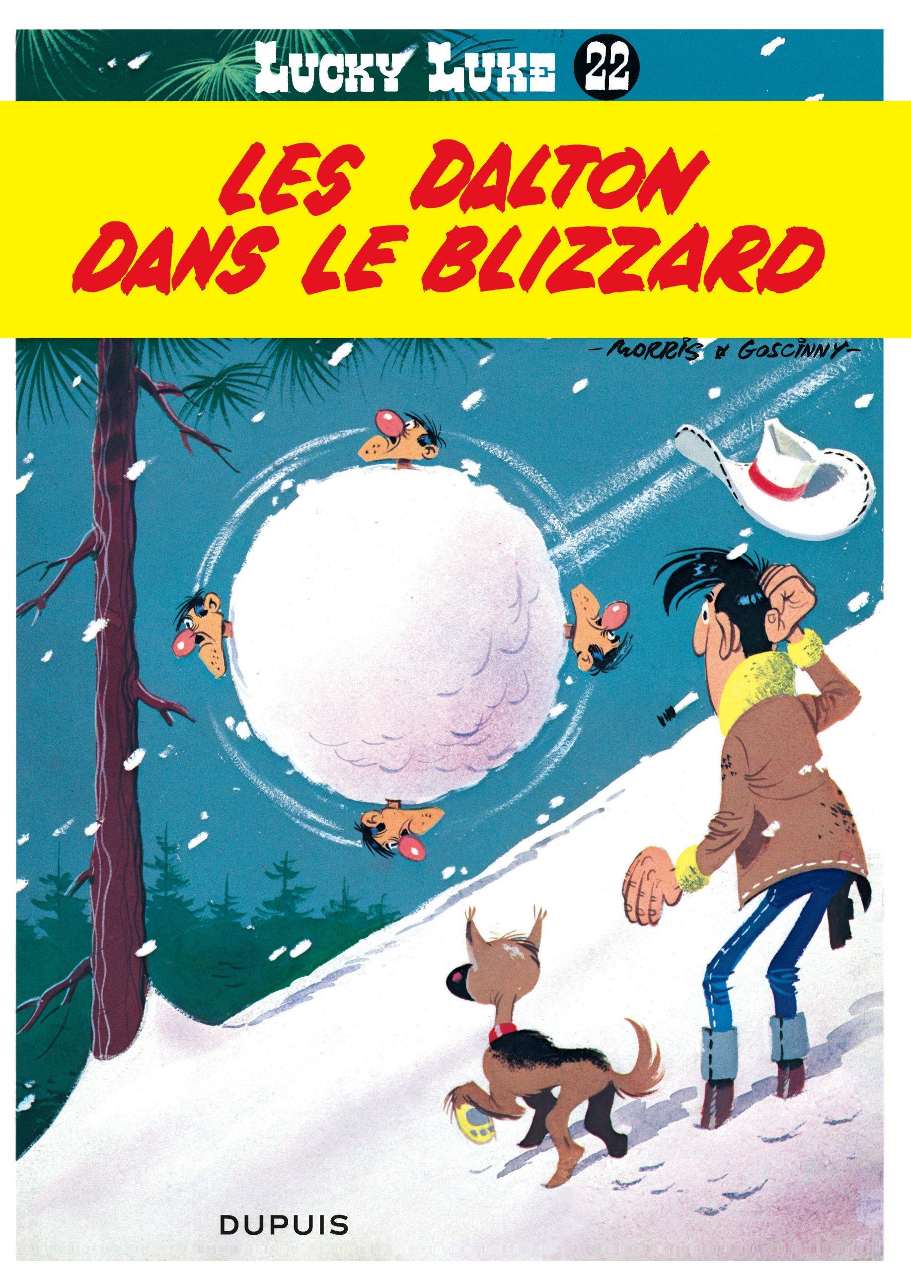 Read Online Lucky Luke: Lucky Luke 22/Les Dalton Dans Le Blizzard (French Edition) ebook