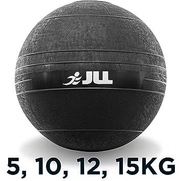 JLL Balón medicinal, no rebota, goma muy resistente, disponible en ...