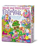 4M Mould and Paint Glitter Fairy