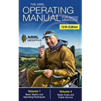 The ARRL Operating Manual; Volume 1 and 2