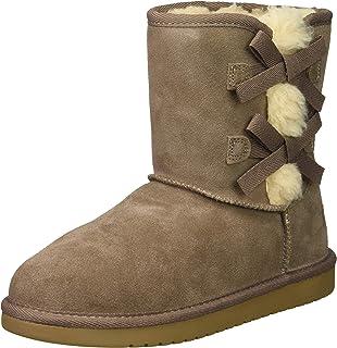 221752576b8 Amazon.com   Koolaburra by UGG Kids' Victoria Short Fashion Boot   Boots