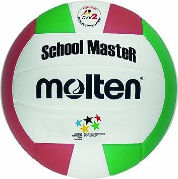 MOLTEN V5SMC - Balón de Voleibol para Interior (Cuero), Color ...