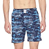U.S. Polo Assn. Men's Printed Cotton Boxers