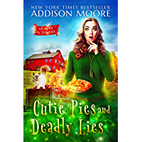 Cutie Pies and Deadly Lies: Cozy Mystery (MURDER IN THE MIX Book 1) (English Edition)