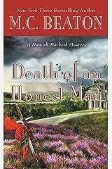 Death of an Honest Man (A Hamish Macbeth Mystery Book 33) Kindle Edition