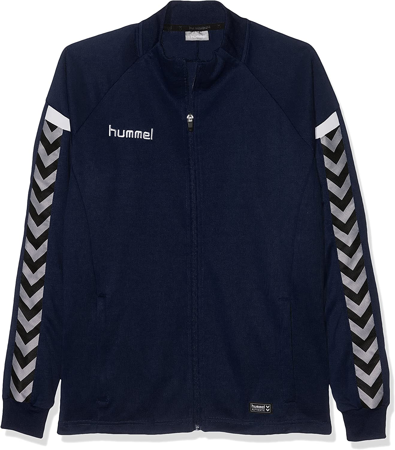 hummel Joven AUTH Charge Poly Zip Jacket Chaqueta