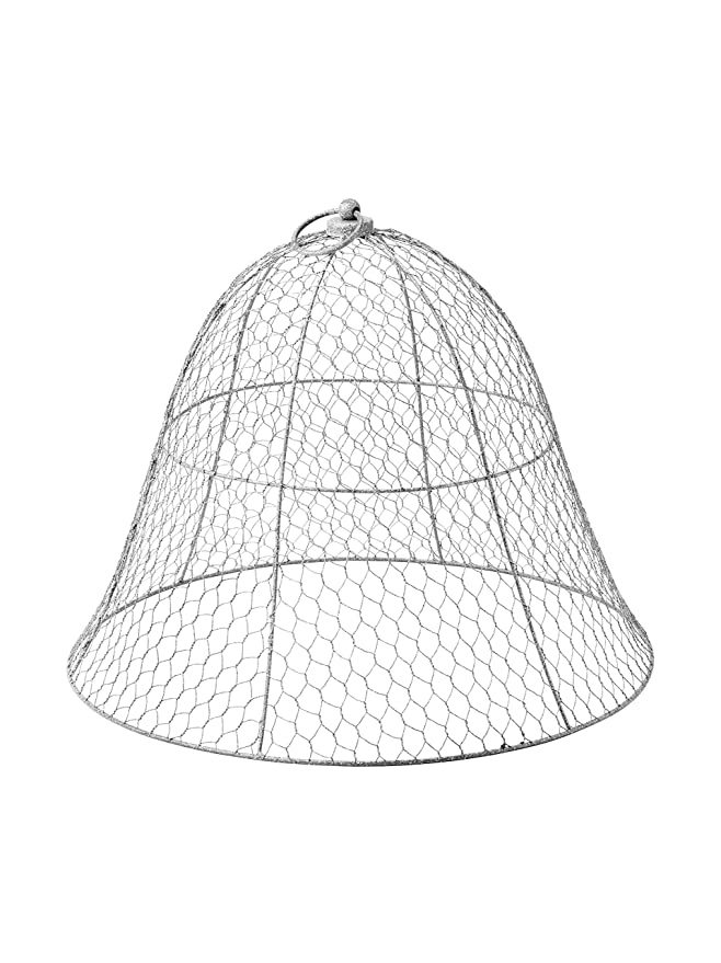 Amazon.com : Gardener\'s Supply Company Chicken Wire Cloche : Garden ...