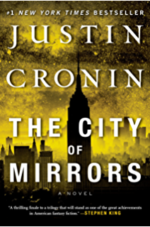Amazon the passage a novel book one of the passage trilogy the city of mirrors a novel book three of the passage trilogy fandeluxe Choice Image