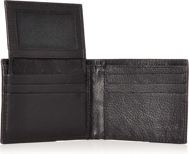 Cole Haan Mens Matthews Bifold Wallet with Passcase
