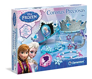 Disney Frozen Coronas Preciosas Clementoni 550586