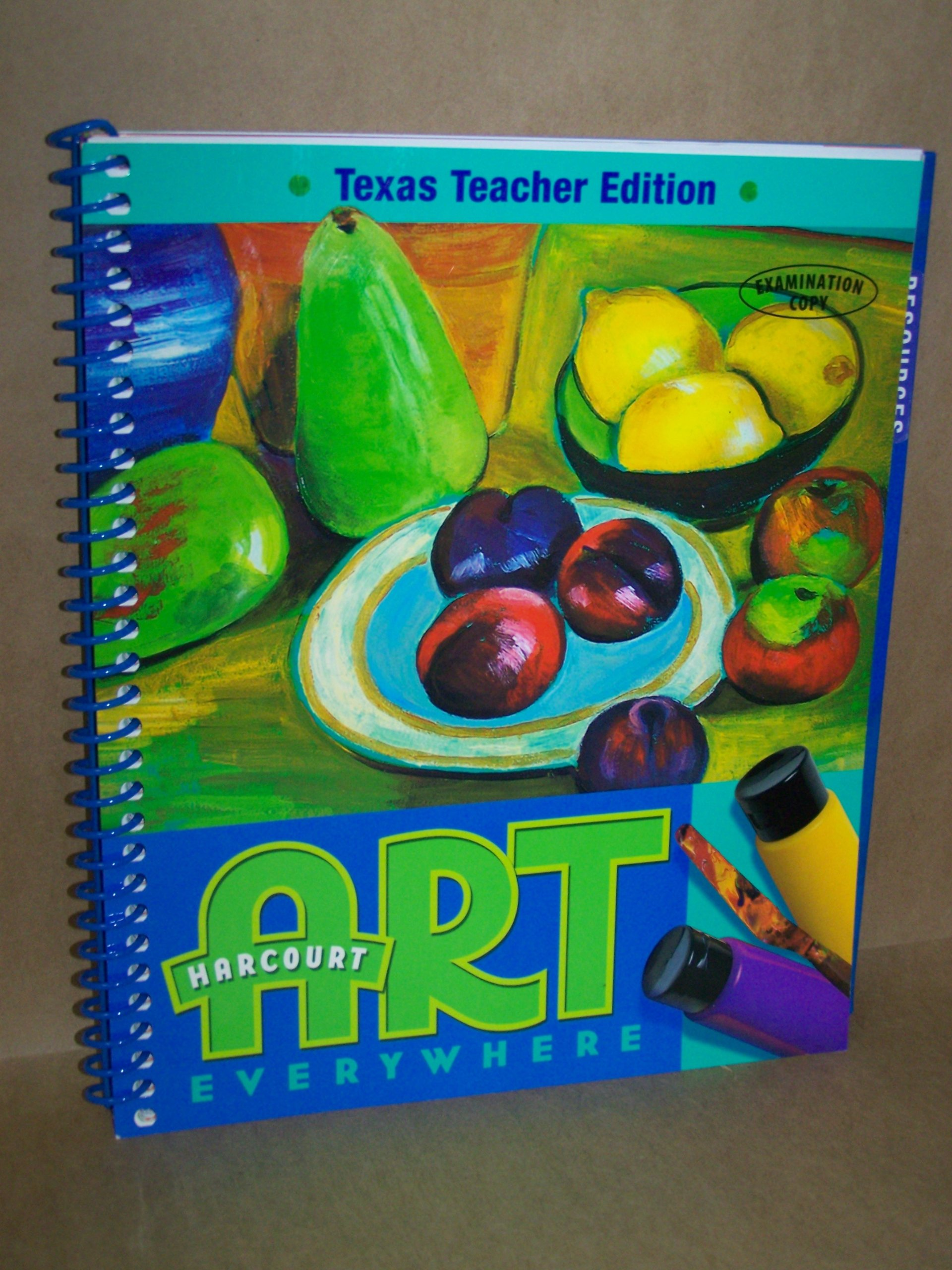 Download Harcourt Art Everywhere Grade 4 Texas Teacher Edition ebook