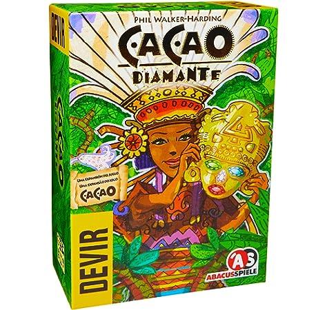 Devir - Cacao Xocolatl, Juego de Mesa (BGCACX): Amazon.es: Juguetes y juegos