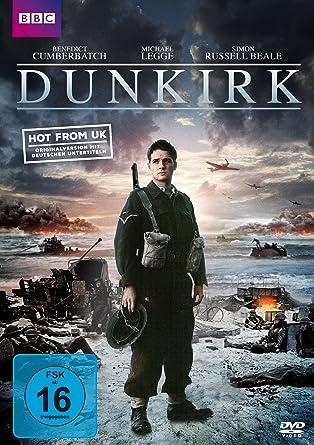 Dunkirk Omu Amazonde Alex Holmes Benedict Cumberbatch