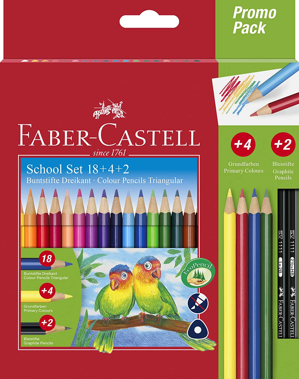 Faber-Castell 201597 Pastello,