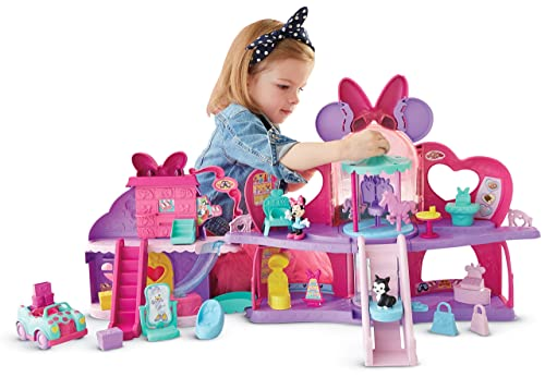 Minnie Mouse Fabulous Shopping Mall - A fun and entertaining toy for kids age 2-5