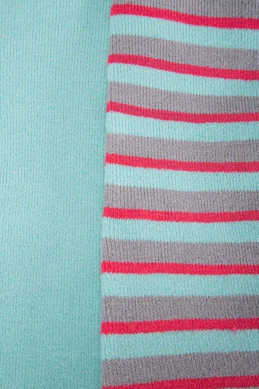Lot de 2 Id/éales pour lhiver Taille Unique Couture Fine Mountain Warehouse Chaussettes de Ski ray/ées pour Enfant Entretien Facile
