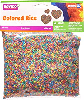 Coloured Rice Add Texture To Art Projects Amazon Co Uk