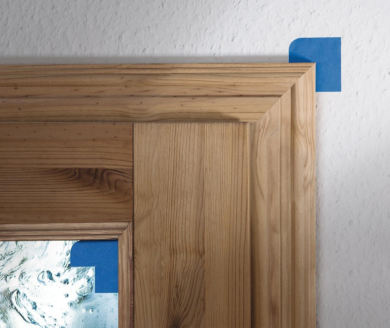 tesa Malerband für Ecken, Packung mit 60 Ecken: Amazon.de: Baumarkt