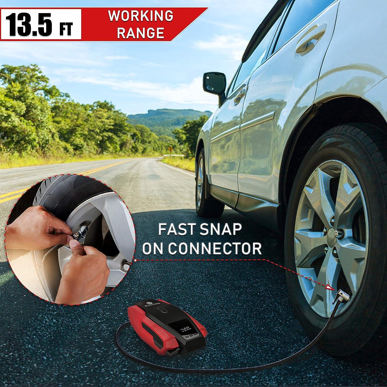 Amazon Com Helteko Portable Air Compressor Pump 150psi 12v