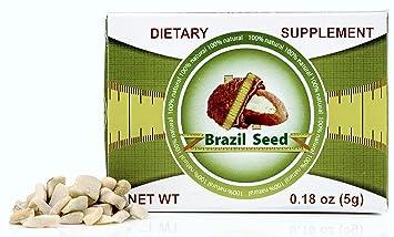 Amazon Com Semilla De Brasil Brazil Seed Supplement 100 Authentic