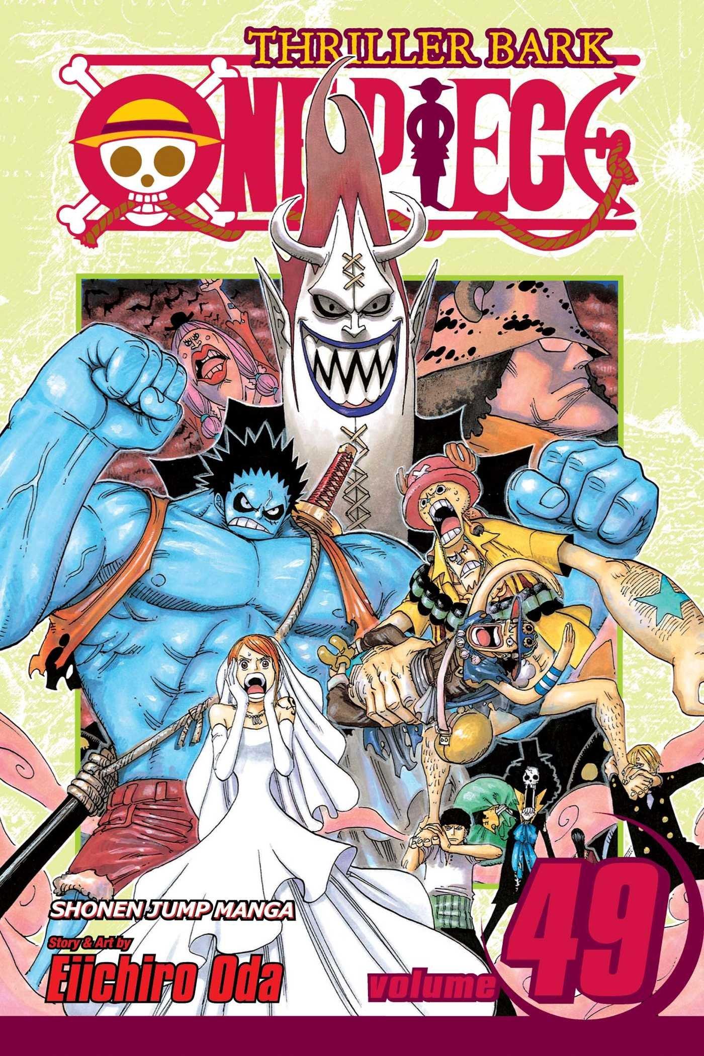 Amazon One Piece Vol 49 9781421534657 Eiichiro Oda Books
