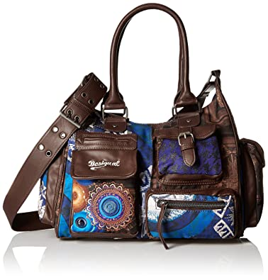 Scotland Desigual Med Multic London Sac sxhrCQtd