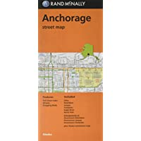 Rand McNally Folded Map: Anchorage Street Map
